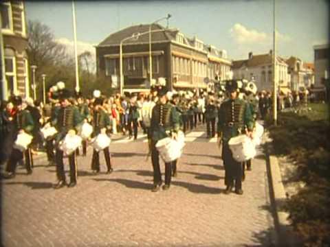 amilt Woerden Fanfarekorps Excelsior 75 jaar
