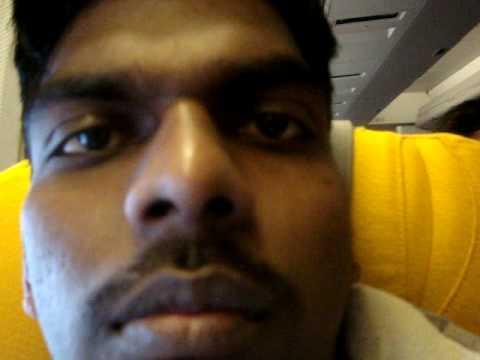 Lufthansa - From Germany To Chennai