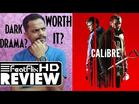Calibre (2018) Netflix Thriller Movie Review In Hindi | FeatFlix