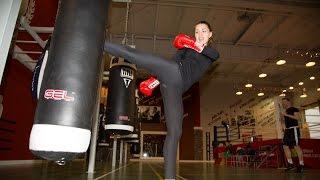 Занятия боксом для девушек