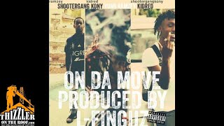 ShooterGang Kony x Kid RED x Yung Ramzey - On Da Move (Prod. L-Finguz) [Thizzler.com Exclusive]