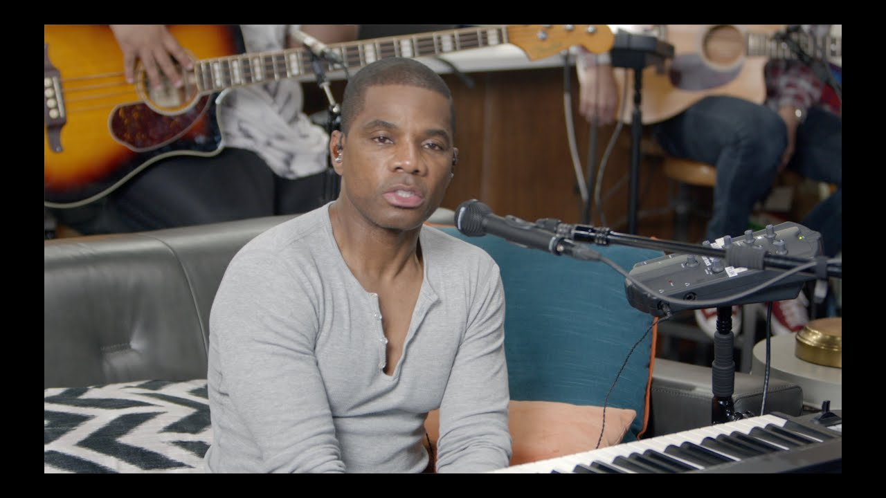 Kirk Franklin Say's Homophobia Has 'Nothing to do with the Bible' [Video]