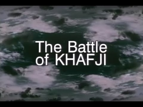 Air Power in the Gulf; The Battle of Khafji
