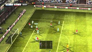Napoli - Manchester United (demo PES 2012 - PC gameplay) [HQ]