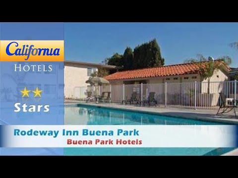 Rodeway Inn Buena Park, Buena Park Hotels - California