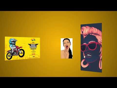 My Portfolio || Graphic Designing || Motion Graphics