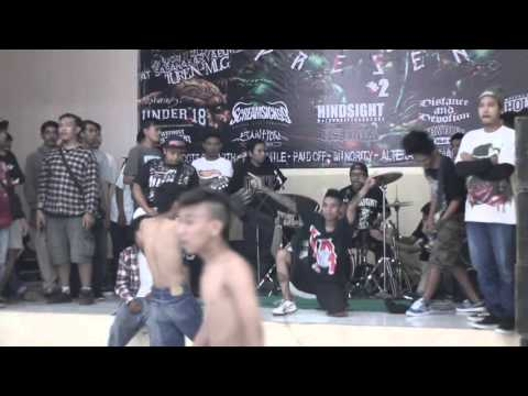 HINDSIGHT MCHC- BROTHERHOOD FOR UNITY [LIVE NERUT 2015]