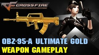 Chinese CrossFire - QBZ-95-A Ultimate Gold