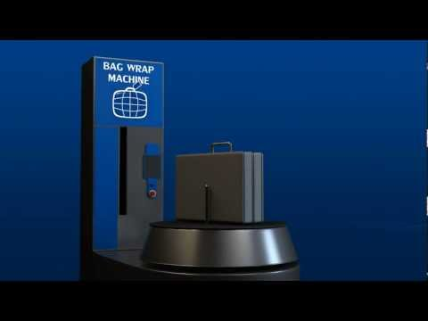 Bag Wrap | Baggage Wrapping - Protect and Secure your Luggage in Transit