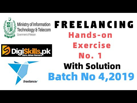digiskills-freelancing-course|hands-on-exercise-no1-with-solution|complete-solution-–-2019