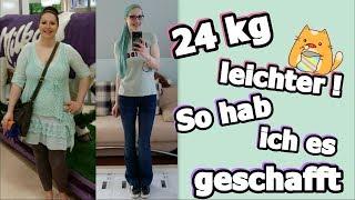 24 kg leichter - Meine Abnehm-Geschichte + Tipps um Gewicht zu verlieren