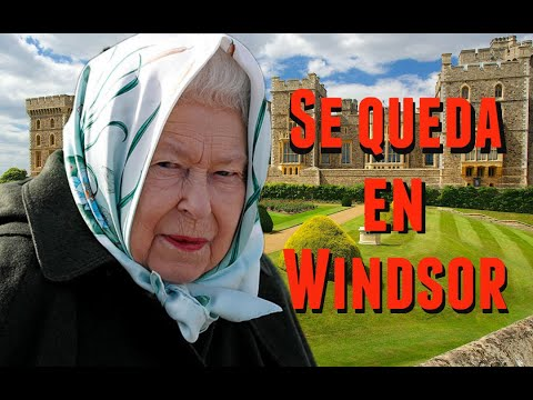 ✅La reina Isabel no regresa a Buckingham y se queda en Windsor ??