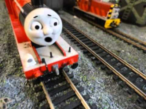 The Sodor Railway Episode 5 James, Edward And The Express