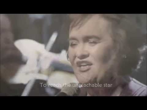 Susan Boyle - The Impossible Dream