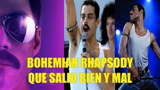 Bohemian Rhapsody La Historia de Freddie Mercury Que Salio Bien y Mal
