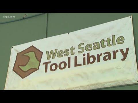 West Seattle Stolen Tools