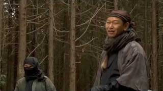 GAROのヒロイン肘井美佳の主演映画『抜け忍』。アクション監 督は「SHIN...