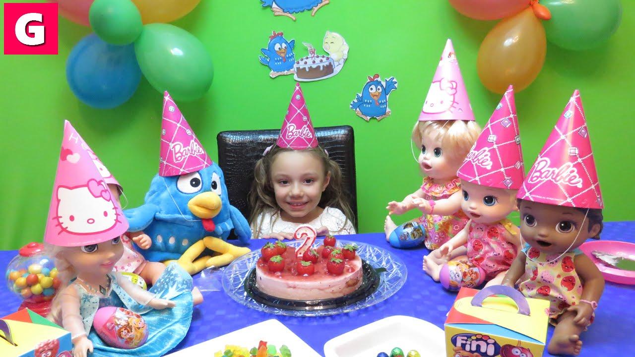 festa aniversario crianças