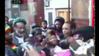 Beenie Man Gets robbed in london hood(brixton)