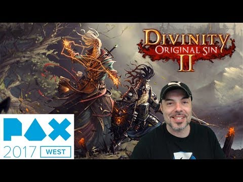 Divinity: Original Sin 2 - Gameplay Introduction From PAX West 2017
