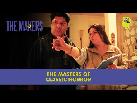 The Masters Of Classic Indian Horror Are Back! | Shyam & Saasha Ramsay.