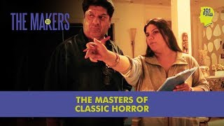 The Masters Of Classic Indian Horror Are Back!   Shyam & Saasha Ramsay.