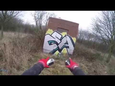 Graffiti - Ghost EA - Forbidden Places