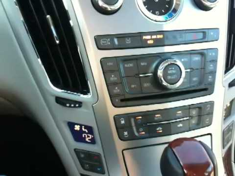 2010 cadillac cts sport wagon interior notes youtube. Black Bedroom Furniture Sets. Home Design Ideas