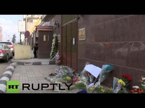 LIVE: Memorial ceremony for 7K9268 victims to take place at Cairo's Russian embassy