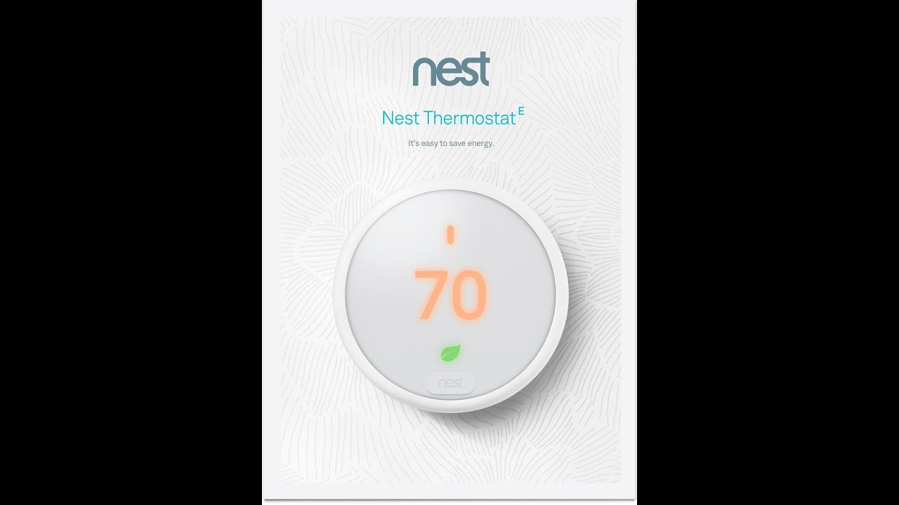 Episode 65 Nest Thermostat E install 4 or 5 wire on