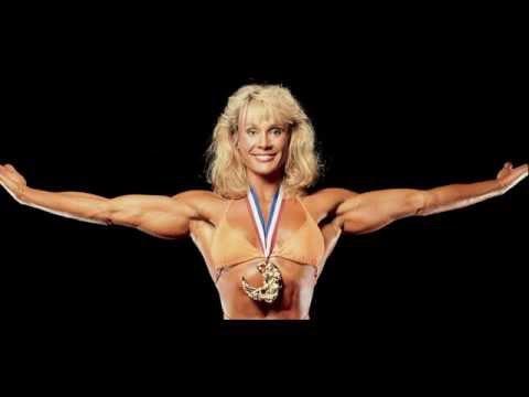 La mujer que tenia el ADN del exito:Cory Everson