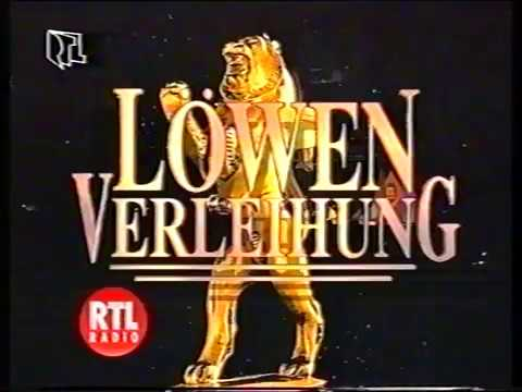 Vorspann Intro RTL plus Radio Löwenverleihung 1990