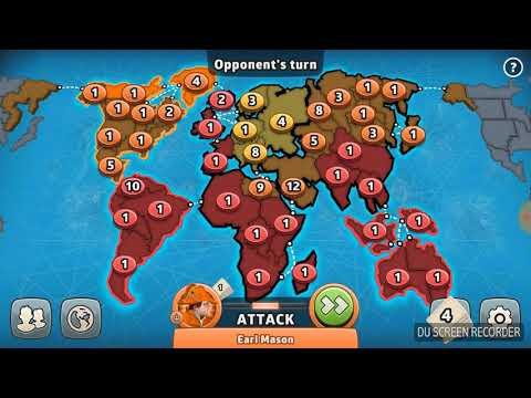 I hate the game risk