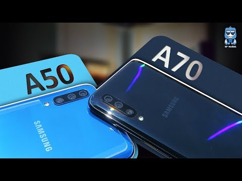 Samsung A50 vs A70 Camera - Is A70 worth the extra price for the camera?