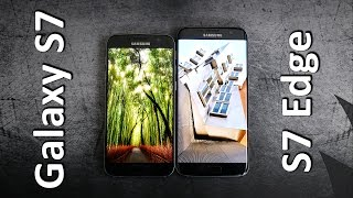 Galaxy S7 vs. S7 edge | better phone vs. better purchase