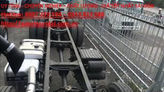 HD320, XE TẢI HYUNDAI, XE TẢI BỐN CHÂN, HD210, HD700, HD1000