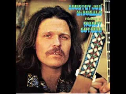 Country Joe McDonald_ Thinking of Woody Guthrie (1969) full album