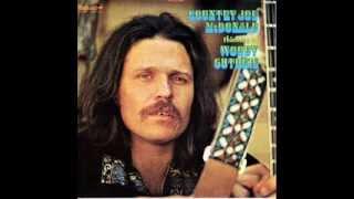 Country Joe McDonald_ Thinking of Woody Guthrie (1969) full album