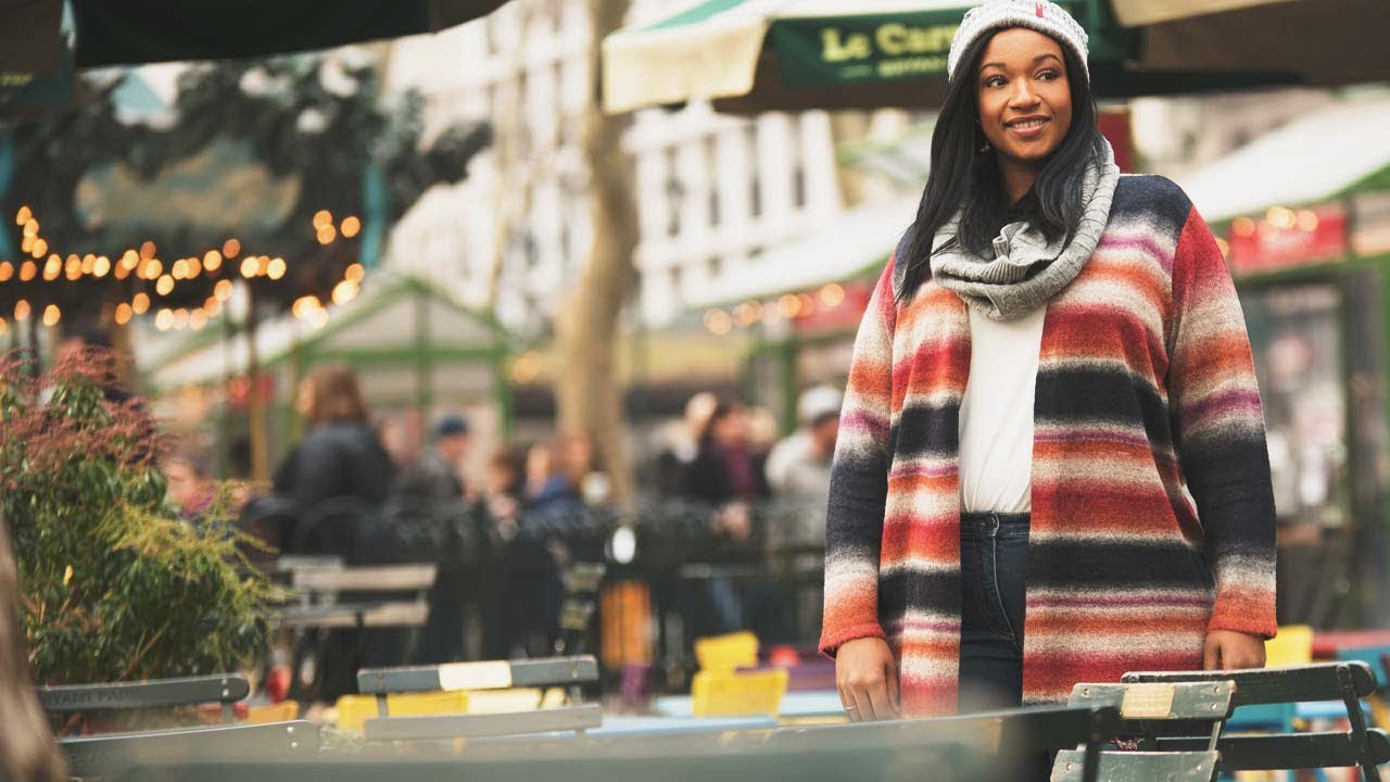 Happy Size | X-Mas in NYC | Tipps einer New Yorkerin - YouTube