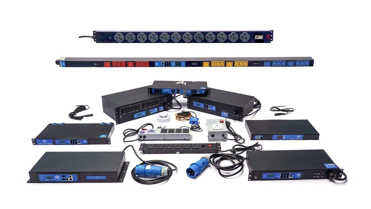Download Elcom's Smart Power Distribution Solutions for Data Centre