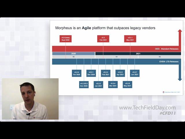 Technical Introduction to Morpheus Data Hybrid Cloud Management