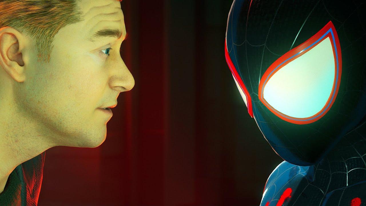 КРИГЕР ПОКАЗАЛ ВСЕ КРАСКИ Человек Паук Майлз Моралес на PS5 Прохождение Spider Man Miles Morales ПС5