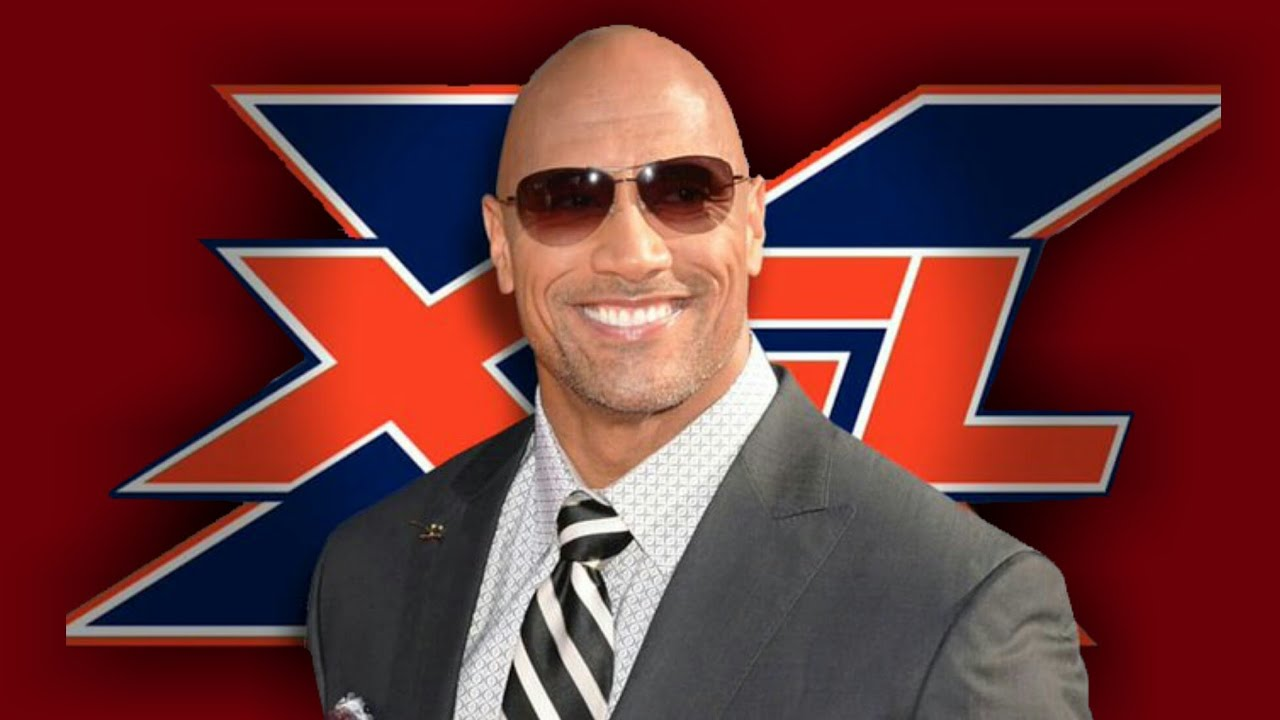 Dwayne 'The Rock' Johnson becomes part owner of XFL; joins ...