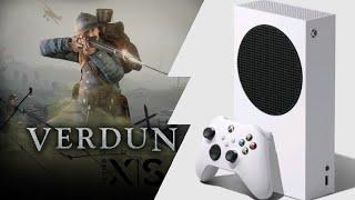 Xbox Series S   Verdun   X S upgrade