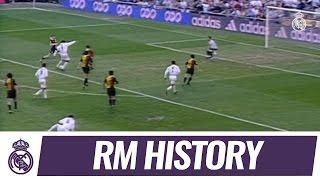 Classic Fernando Hierro goal against Zaragoza!