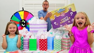 Mystery Wheel Picks Our Surprise Bags With Shopkins Happy Places Toys!