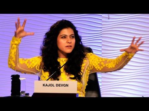 Kajol's advice to Tanisha for Big Boss 7   HT Leadership Summit 2013