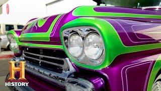 Counting Cars: Best of Paint Jobs - Preview | History