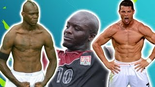 Top 10 STRONGEST Footballers In The World | FIFA 16