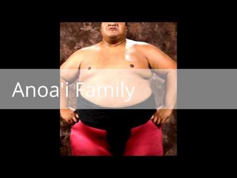 Anoa'i Family